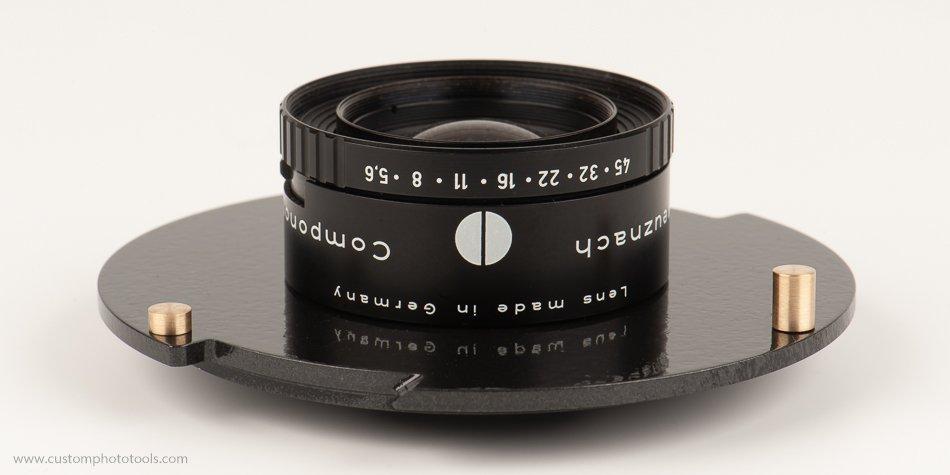 Lensboard for DeVere Enlargers