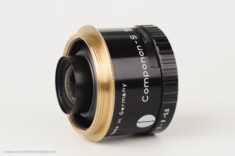 Adapters For Enlarger Lenses